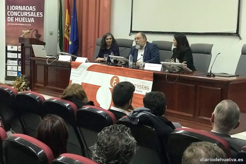Jornadas Concursales de Huelva