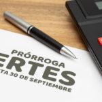 prórroga de los ERTE hasta el 30 de septiembre